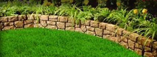 Lawn Edging in Sunshine Coast